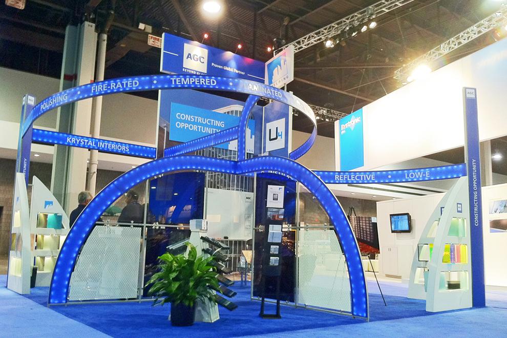 AGC Tradeshow Exhibit