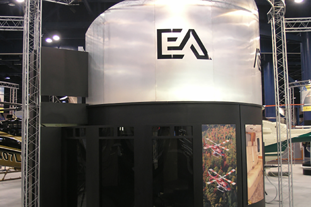 EA Tradeshow Display