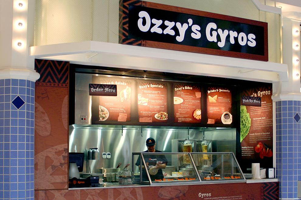 Ozzy's Gyros